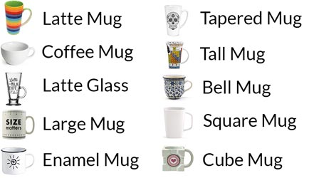 large-mug-shapes