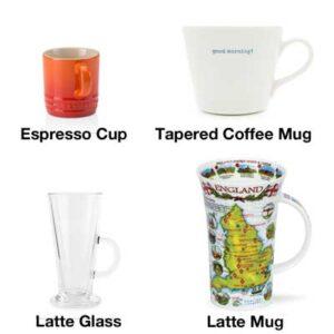 types-of-coffee-mug